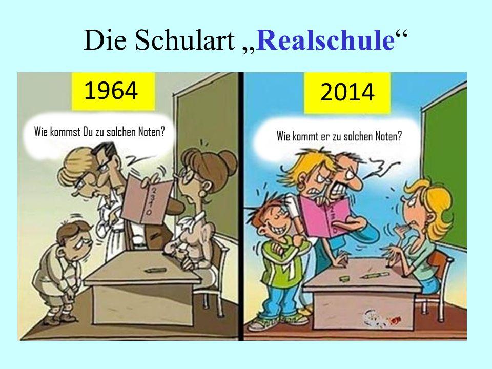 Bildungsauftrag der Realschule in Baden-Württemberg Es sollen junge Menschen herangebildet werden, die...