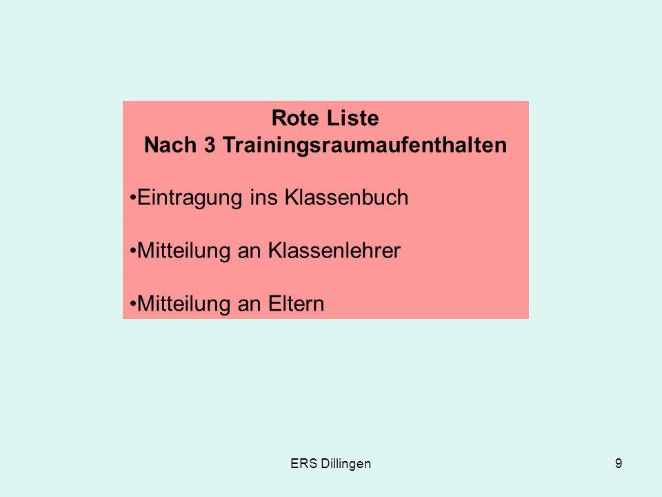 ERS Dillingen10 Sofortiger Schulausschluss S.