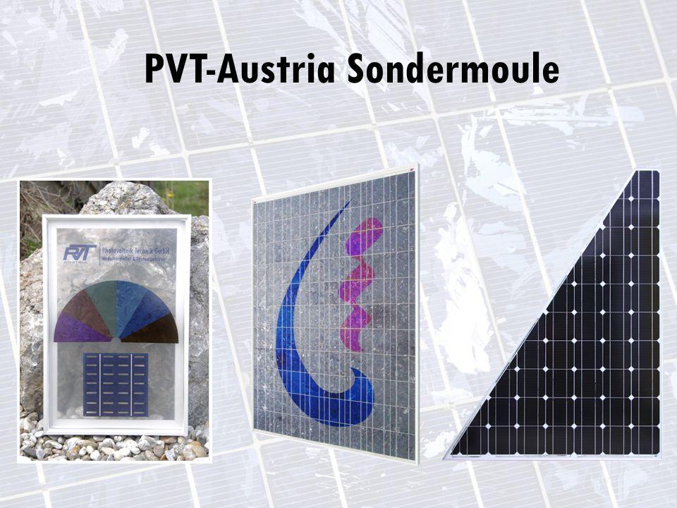 PVT-Austria Sondermoule