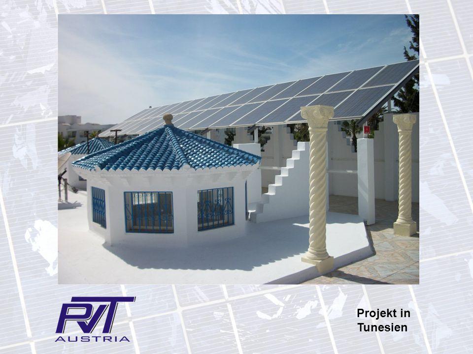 Projekt in Tunesien