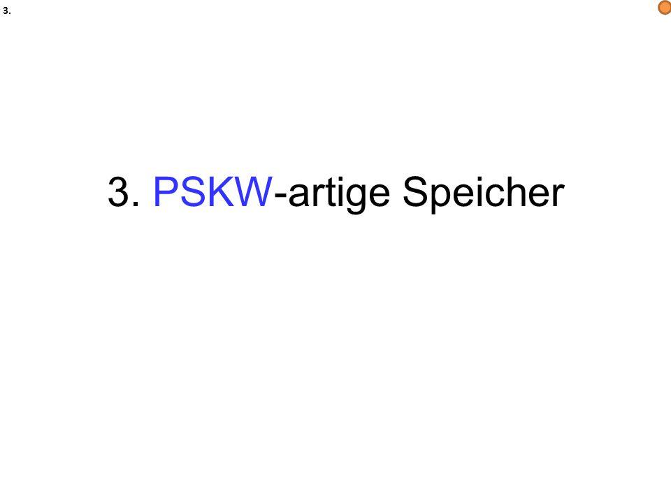 3. PSKW-artige Speicher 3.