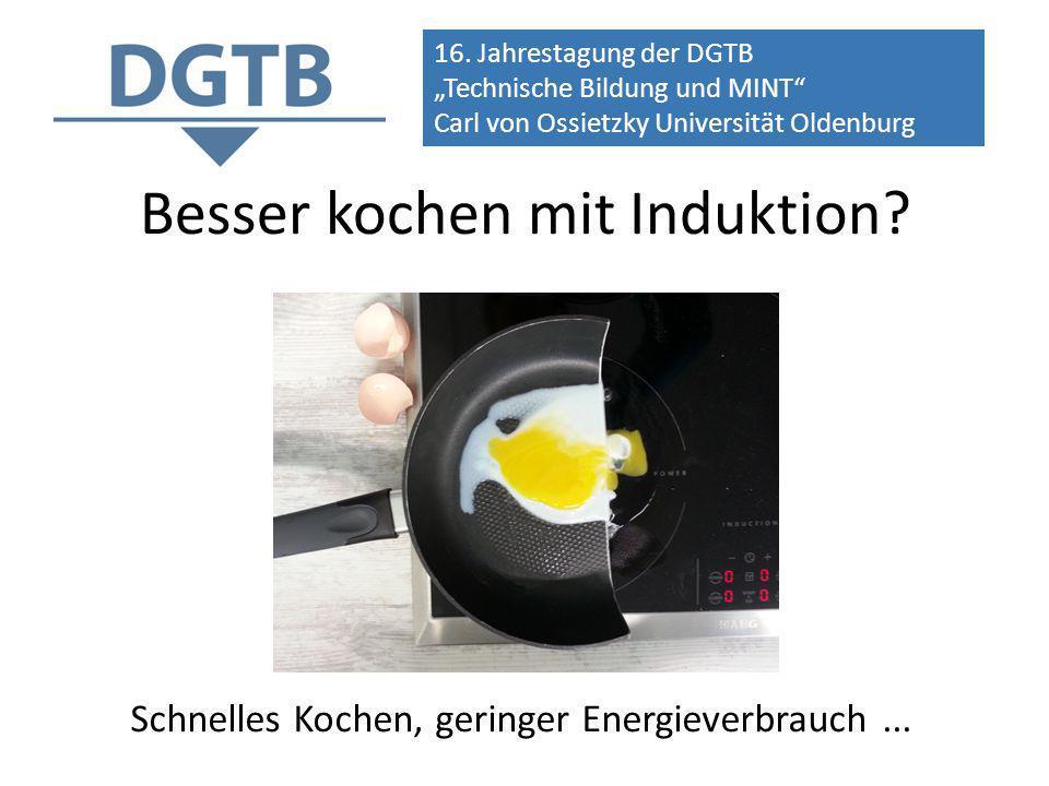 Nachteile des Induktionsherdes höhere Anschaffungskosten Geräuschbildung Elektrosmok ferromagnetisches Kochgeschirr ungewohnte Bedienung