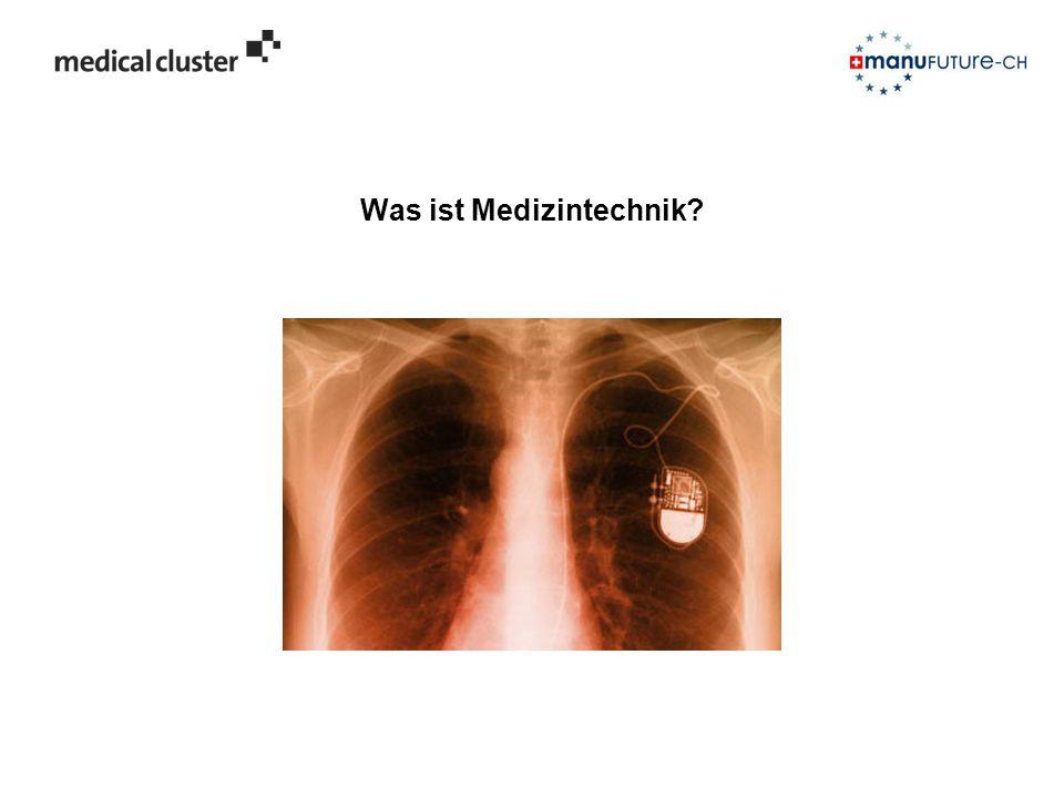 Was ist Medizintechnik?