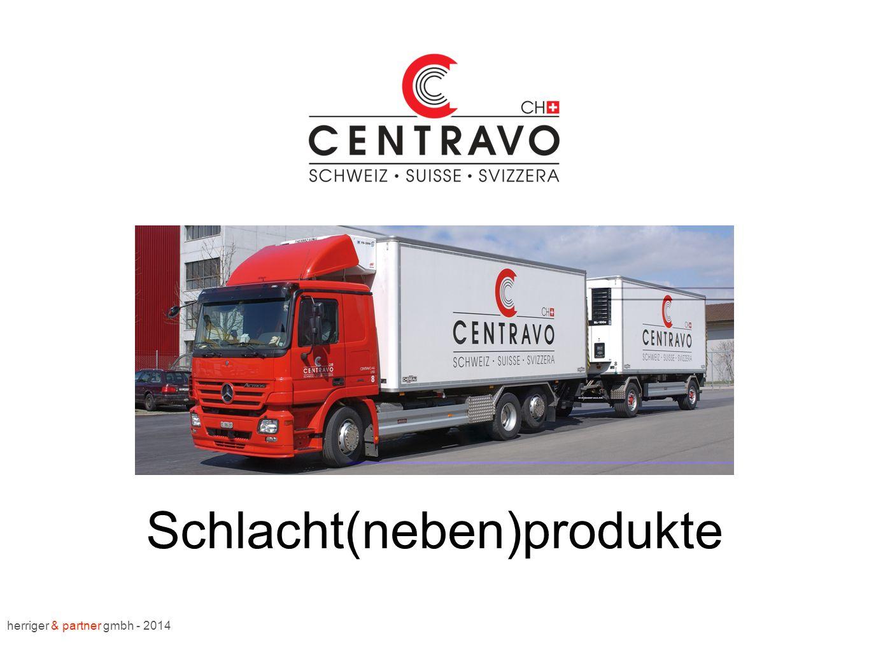 Schlacht(neben)produkte herriger & partner gmbh - 2014