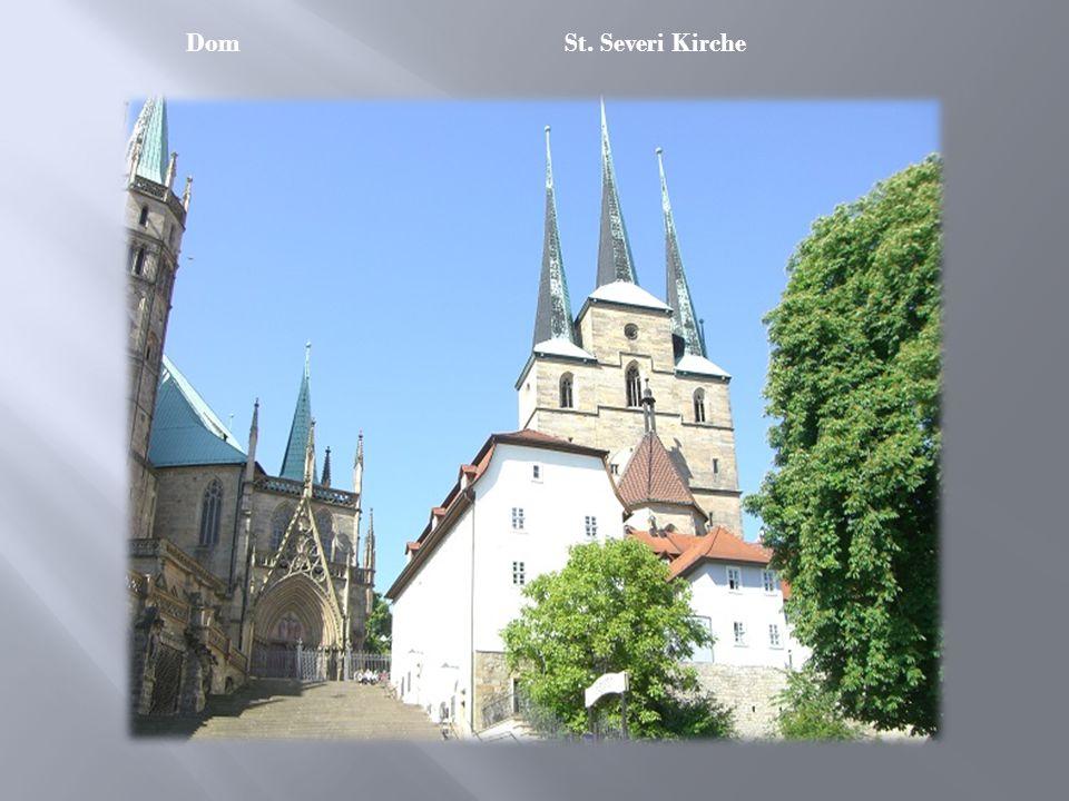 Dom St. Severi Kirche