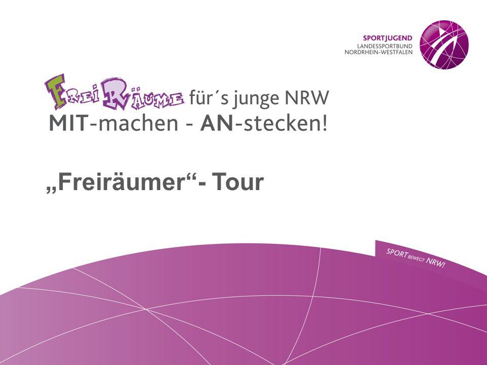 """""""Freiräumer - Tour """