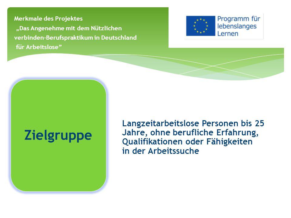 Anschließend sprach Frau Wioletta Beyer als Vertreterin des deutschen Partners VFBQ Bad Freienwalde.