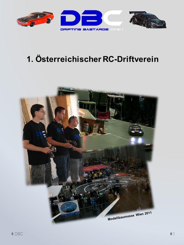 1. Österreichischer RC-Driftverein Modellbaumesse Wien 2011 1DBC