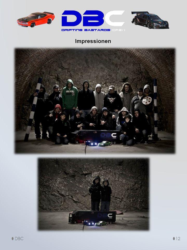 12 Impressionen DBC