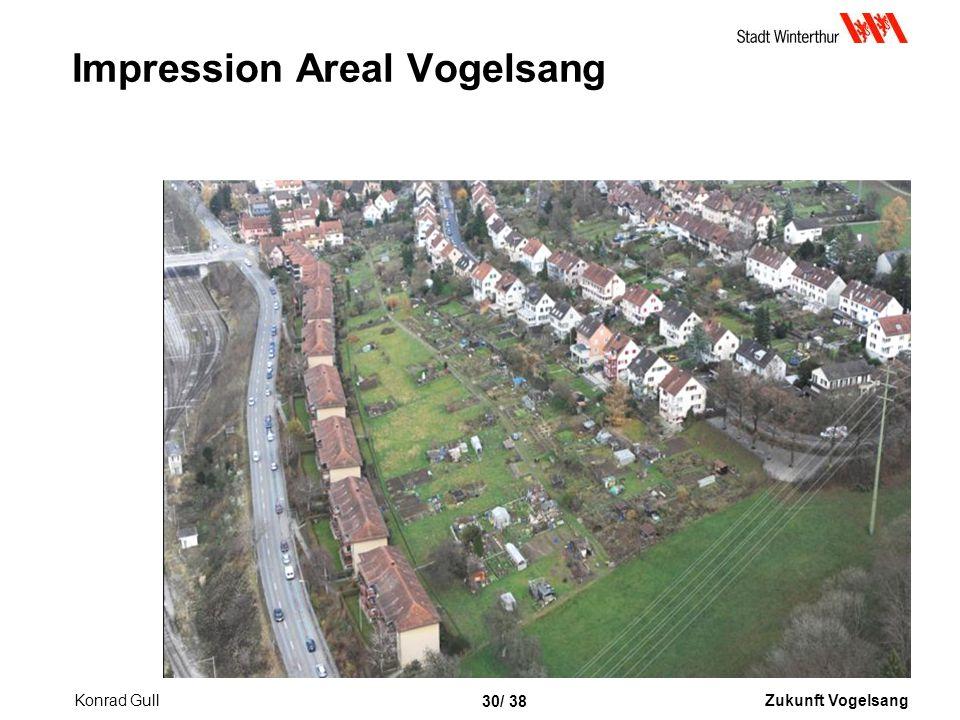 Zukunft Vogelsang 30/ 38 Impression Areal Vogelsang Konrad Gull