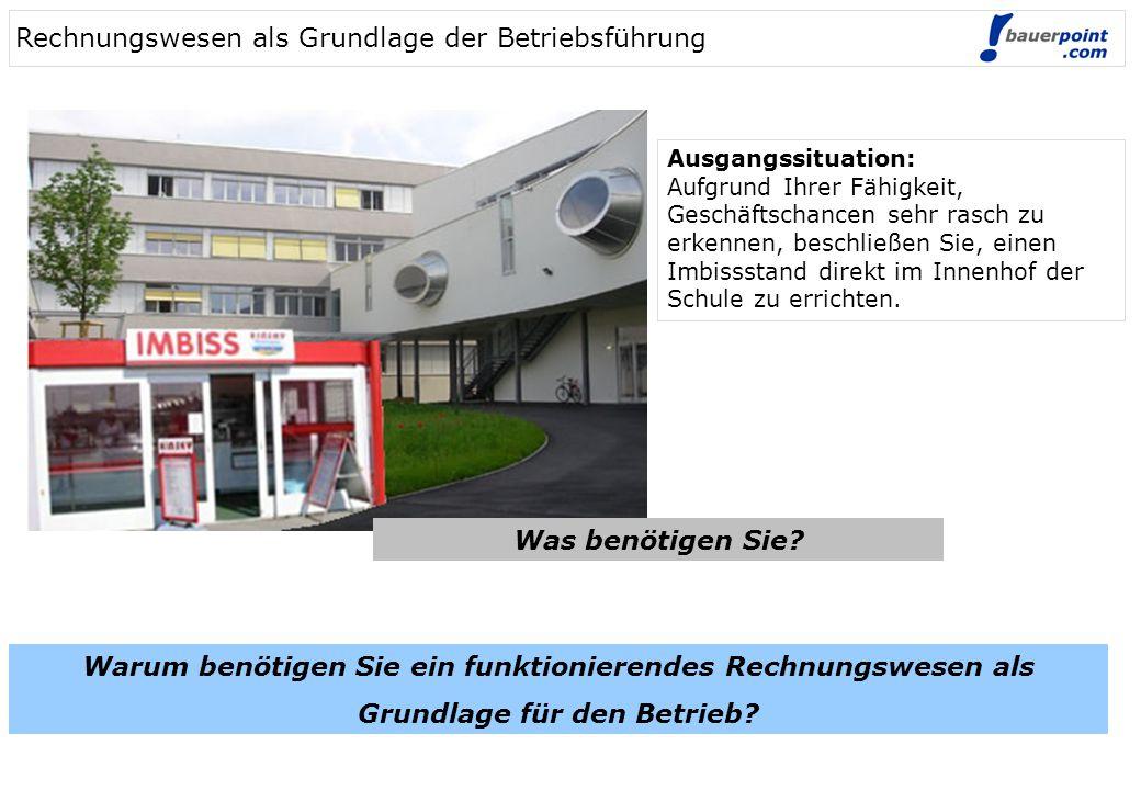 Beispiel zu Herleitung von Buchungssätzen 3421 Welche Konten sind beteiligt.