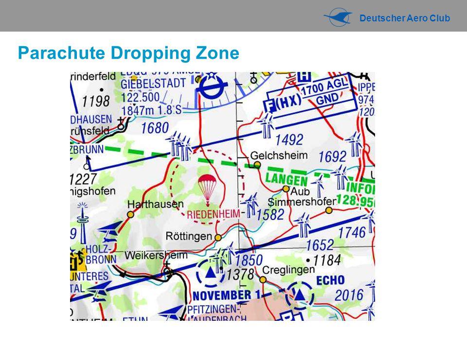 Deutscher Aero Club Parachute Dropping Zone