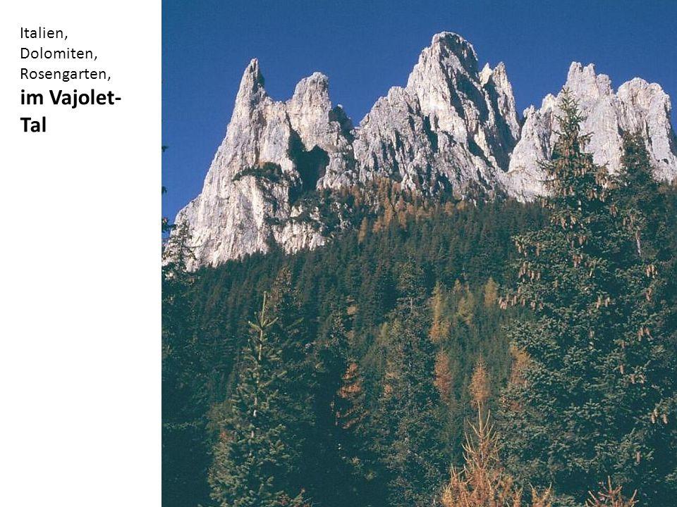 Italien, Dolomiten, Cortina d´Ampezzo, Misurina- See, Sorapis