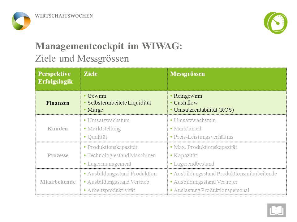 Hebel: Finanzierung / Cash Management im WIWAG Finanzierungsstrategie: Möglichkeiten im WIWAG.