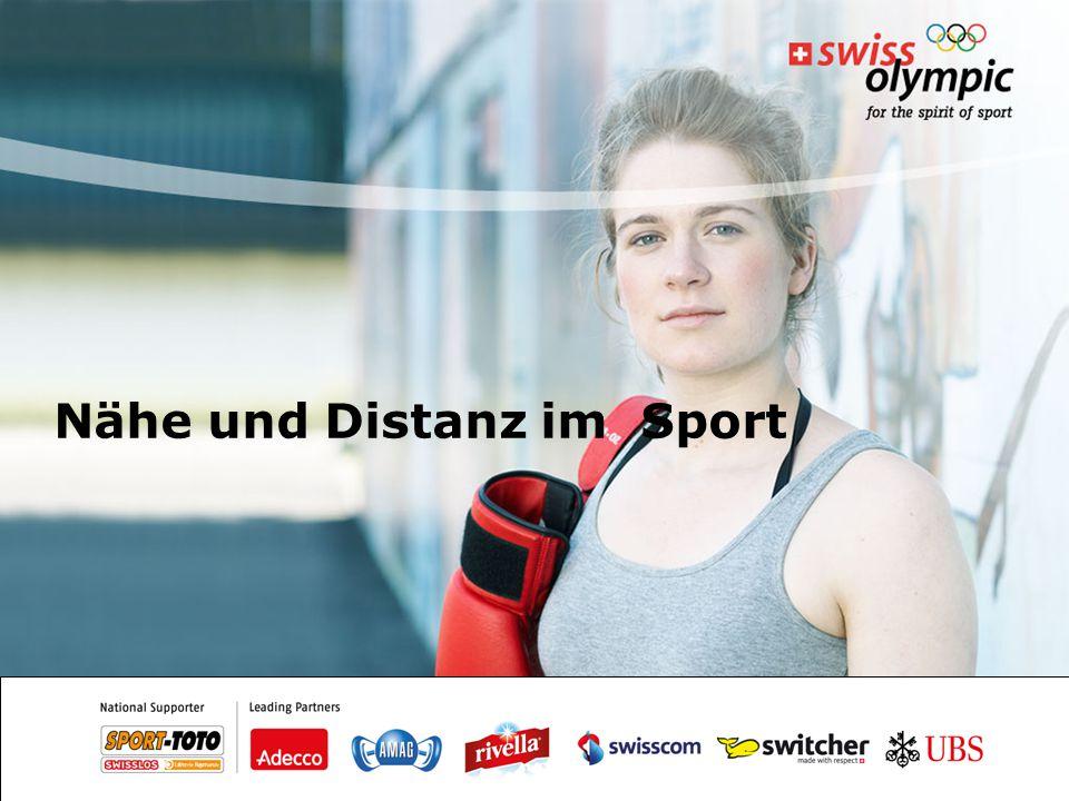 1 Nähe und Distanz im Sport