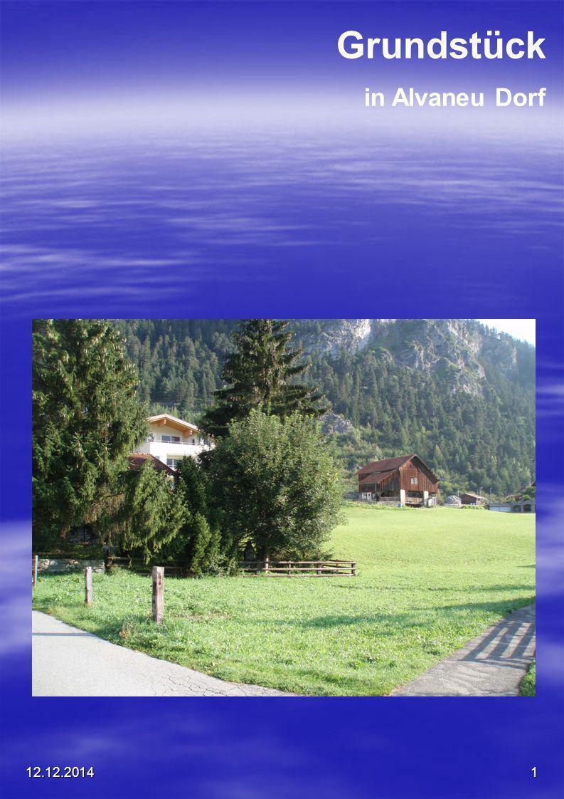 12.12.20141 Grundstück in Alvaneu Dorf