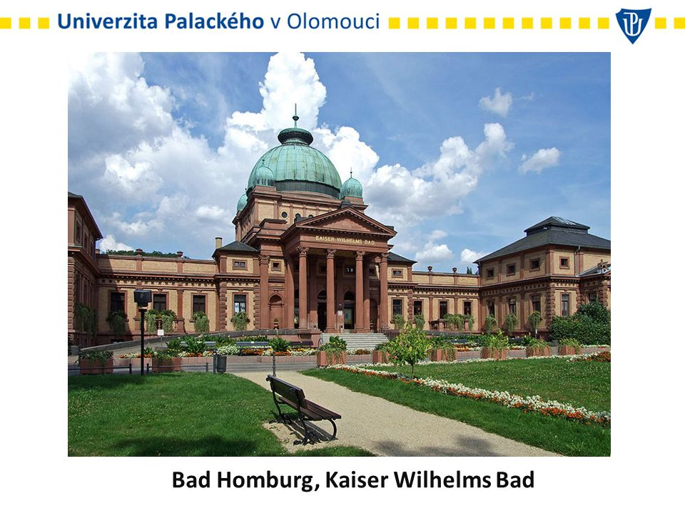 Bad Homburg, Kaiser Wilhelms Bad