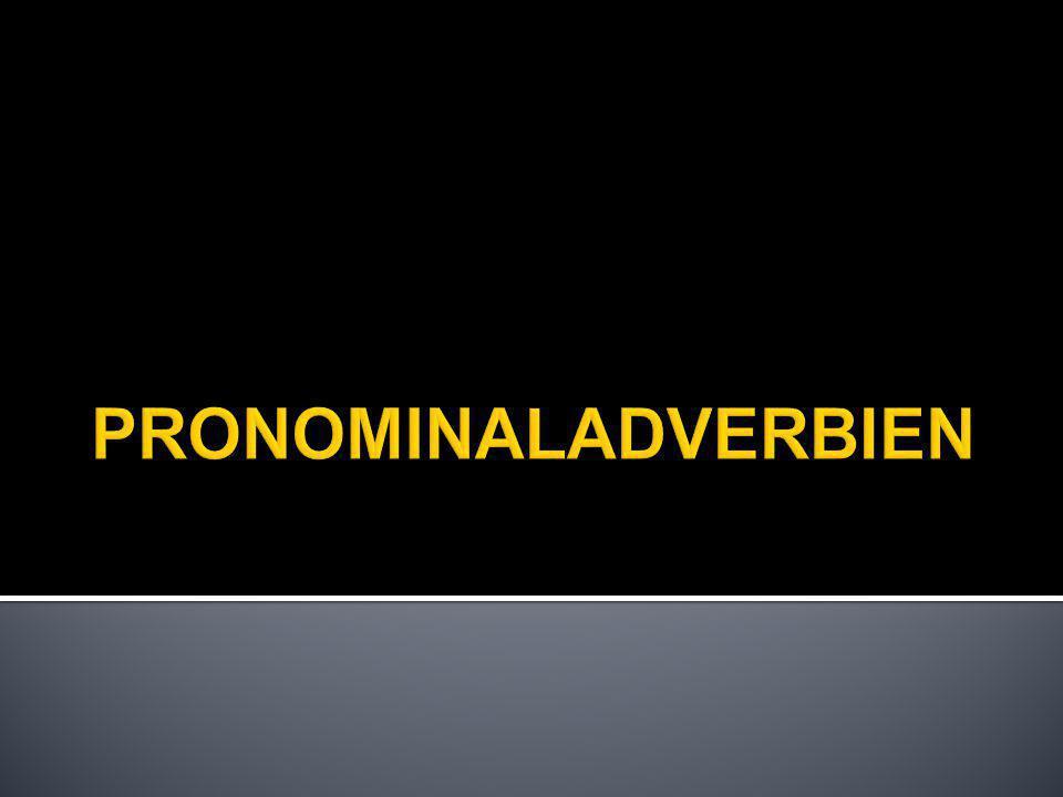  En allemand, plusieurs verbes s'utilisent avec des prépositions.