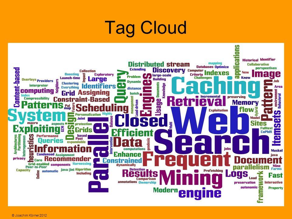 Einige weitere Anwendungen im Umfeld des Web 2.0 Mr.