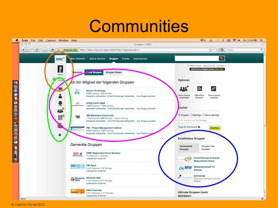 User interface & Applications Wie geht es weiter.