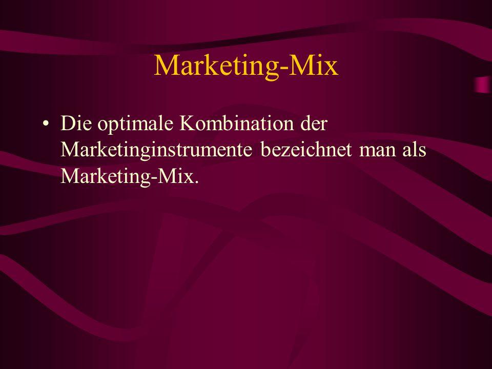 Marketinginstrumente 4. Promotion Unternehmenskommunikation als Wettbewerbsfaktor Wer ist zuständig für die Unternehmenskommunikation? MIS (Marketing-