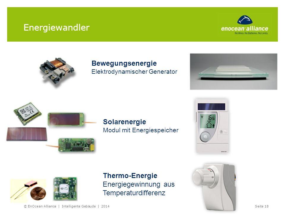 Energiewandler Bewegungsenergie Elektrodynamischer Generator Solarenergie Modul mit Energiespeicher Thermo-Energie Energiegewinnung aus Temperaturdiff