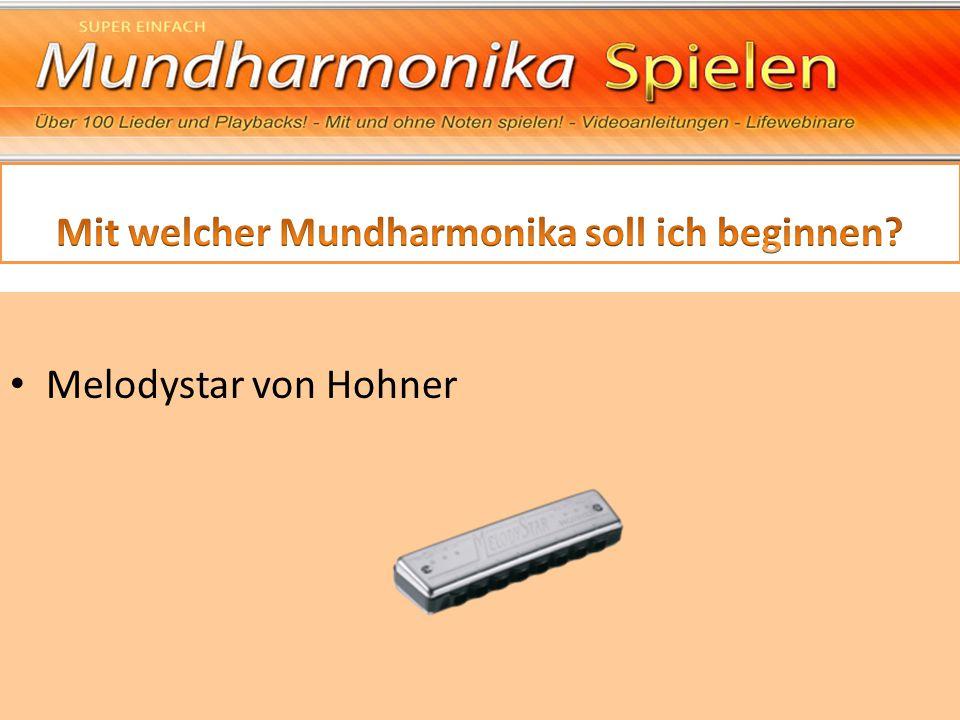 Melodystar von Hohner