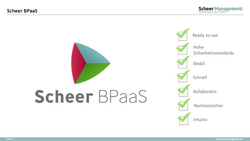 www.scheer-management.comSeite 17 Scheer BPaaS