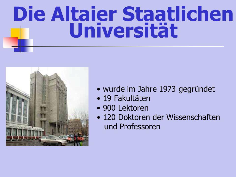 Die polytechnische Universität wurde im Jahre 1942 gegründet 24 Fakultäten 1363 Lektoren 81 Akademiker mehr als 100 Doktoren der Wissenschaften und Pr