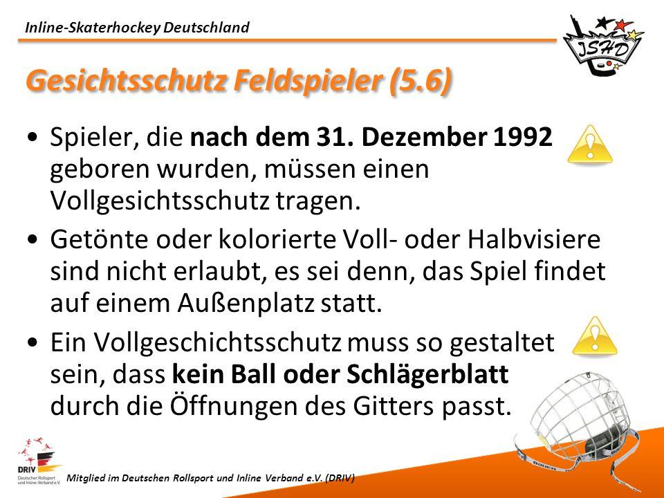 Inline-Skaterhockey Deutschland Mitglied im Deutschen Rollsport und Inline Verband e.V.