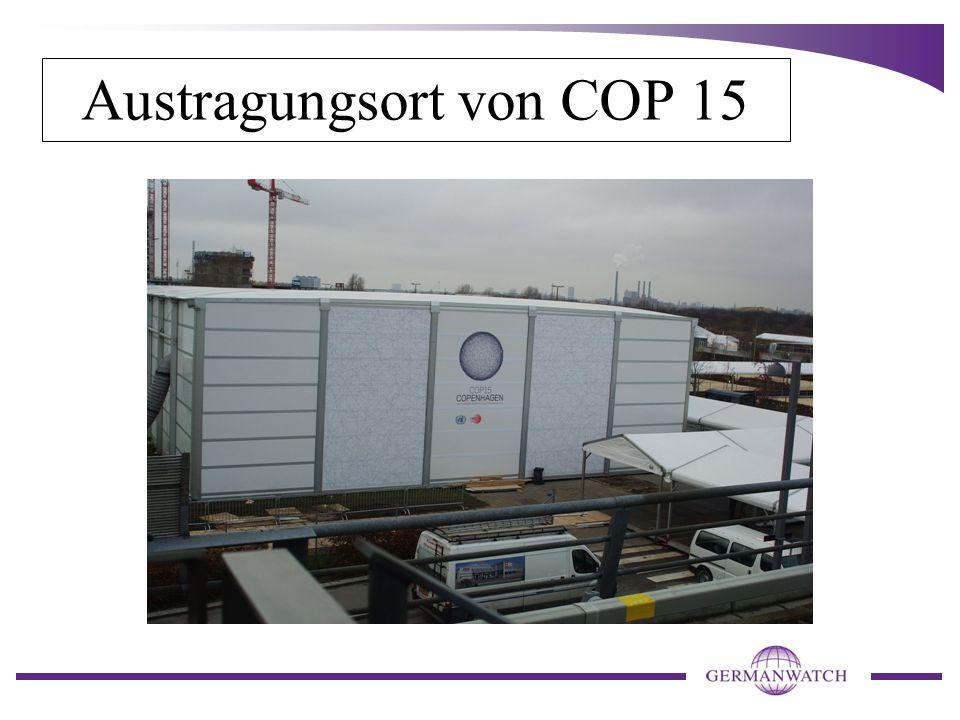 Austragungsort von COP 15