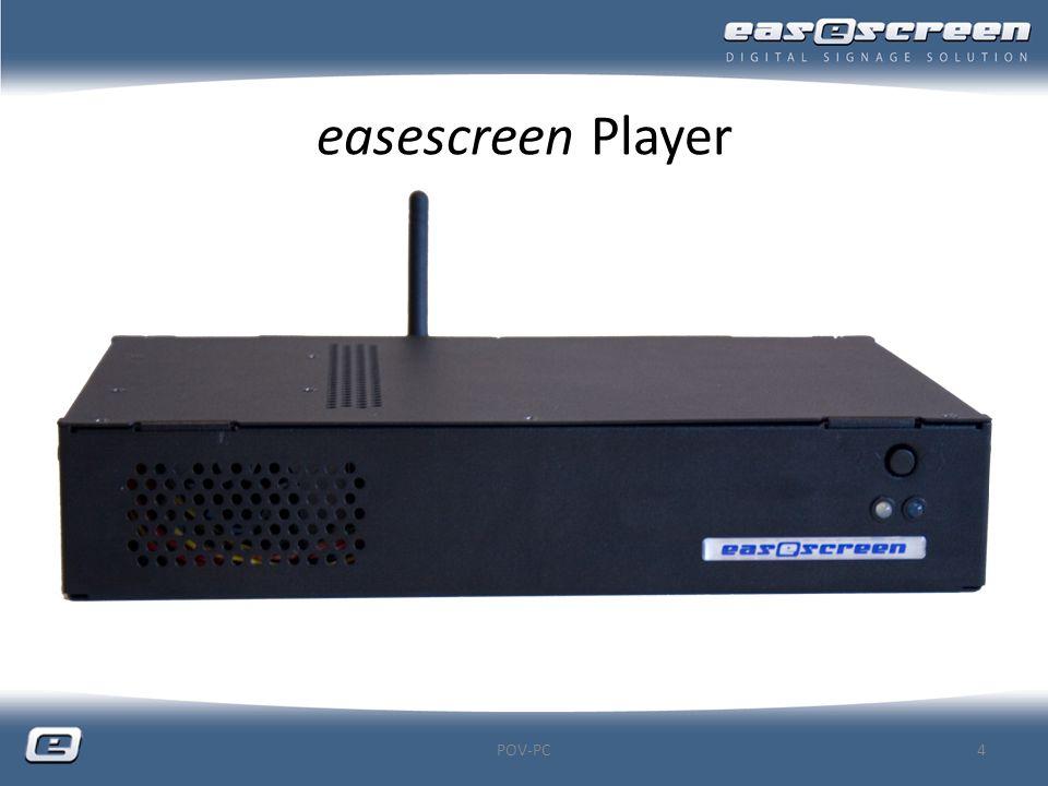 easescreen Player POV-PC4