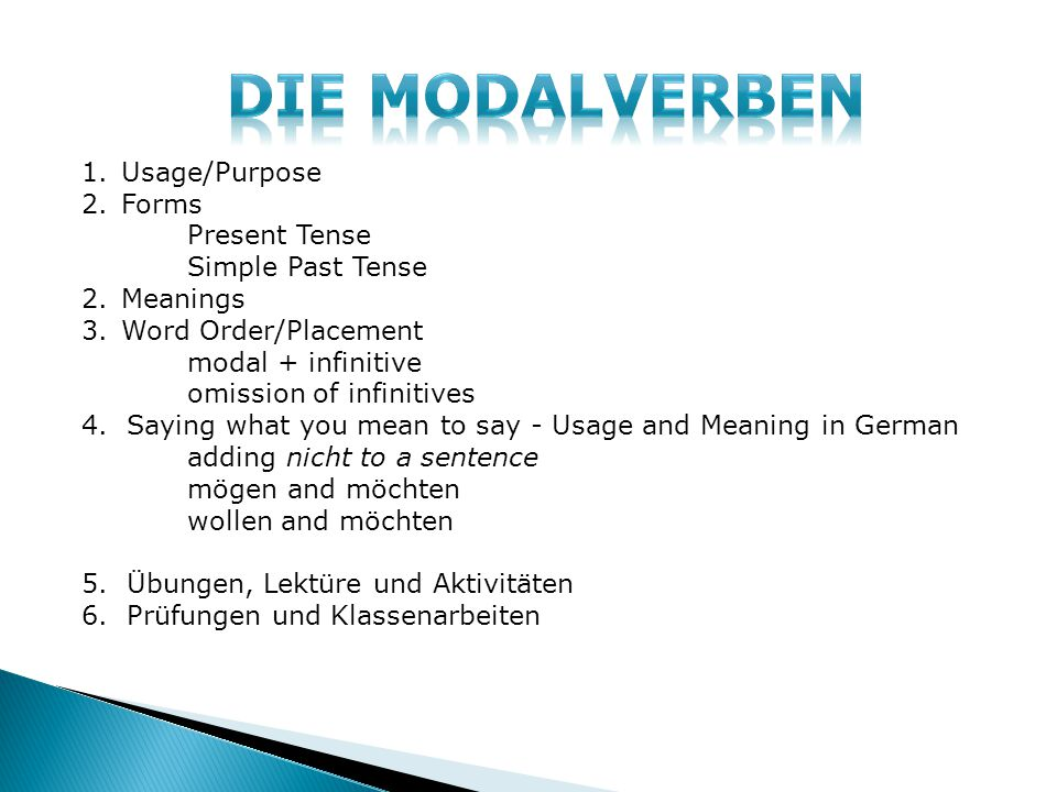 Wollen Be aware that use of wollen can quickly sound demanding or impolite in German.