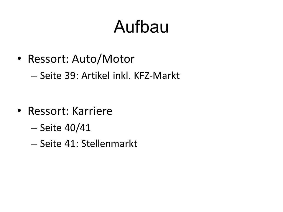 Aufbau Ressort: Auto/Motor – Seite 39: Artikel inkl.