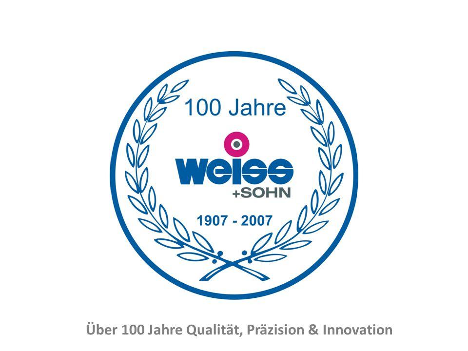 Über 100 Jahre Qualität, Präzision & Innovation
