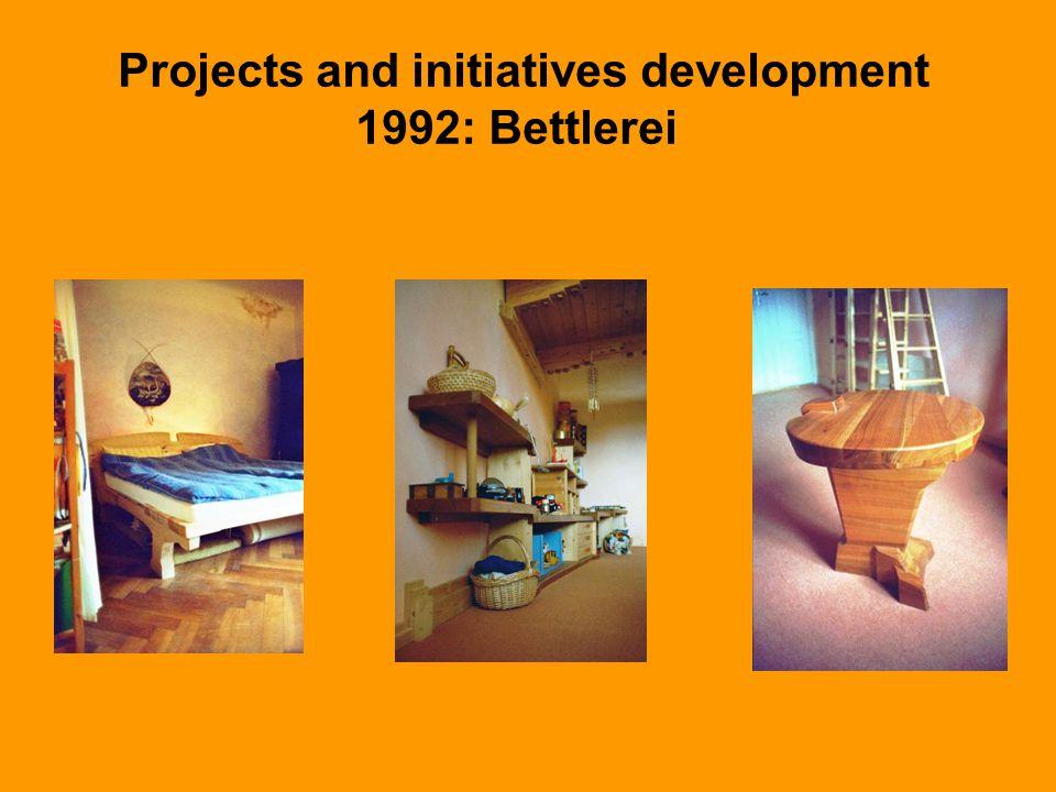 1992: Waldorf-Initiative & Kindergarten