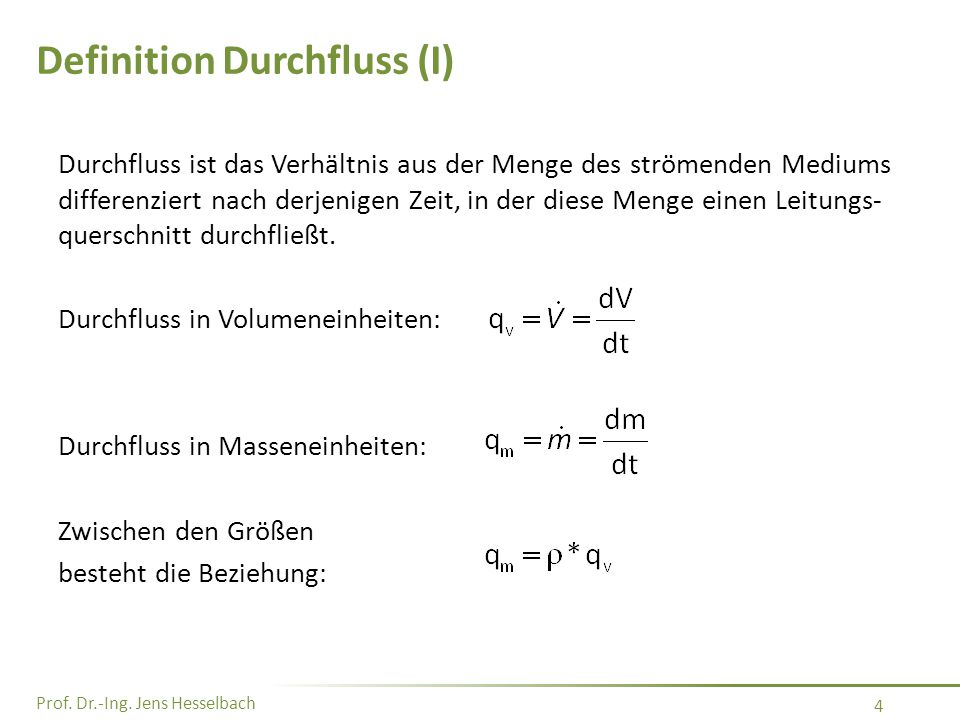 Prof. Dr.-Ing. Jens Hesselbach 25 Fehlerkurve