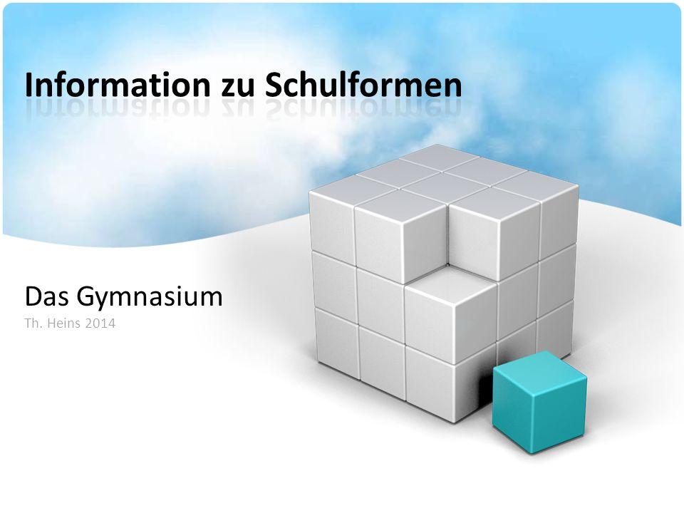 Das Gymnasium Th. Heins 2014