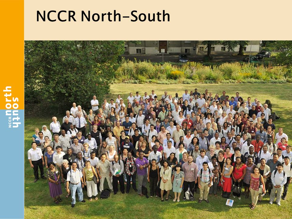 NCCR North-South