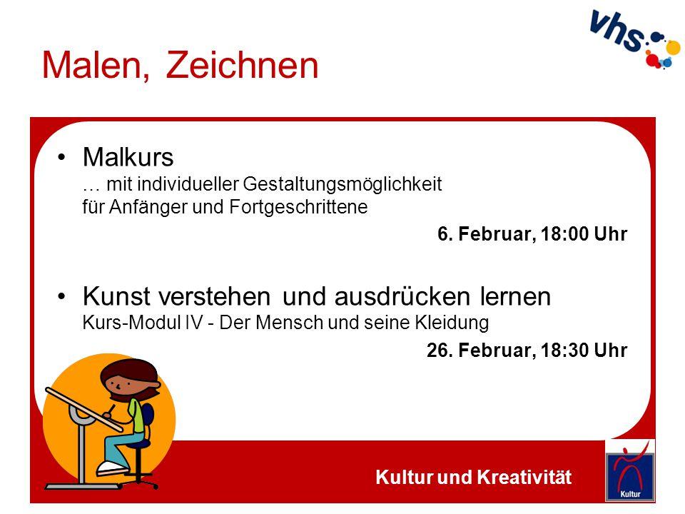 Musikschule Info-Woche 20.