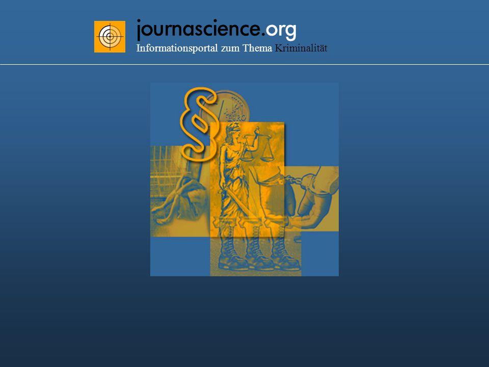 journascience.org Informationsportal zum Thema Kriminalität