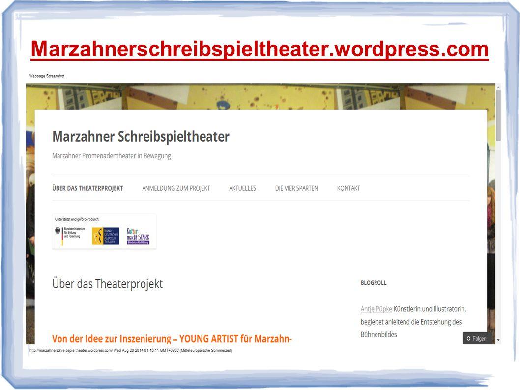 Marzahnerschreibspieltheater.wordpress.com