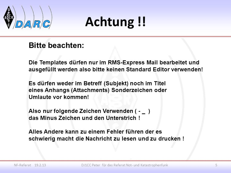 Achtung !.