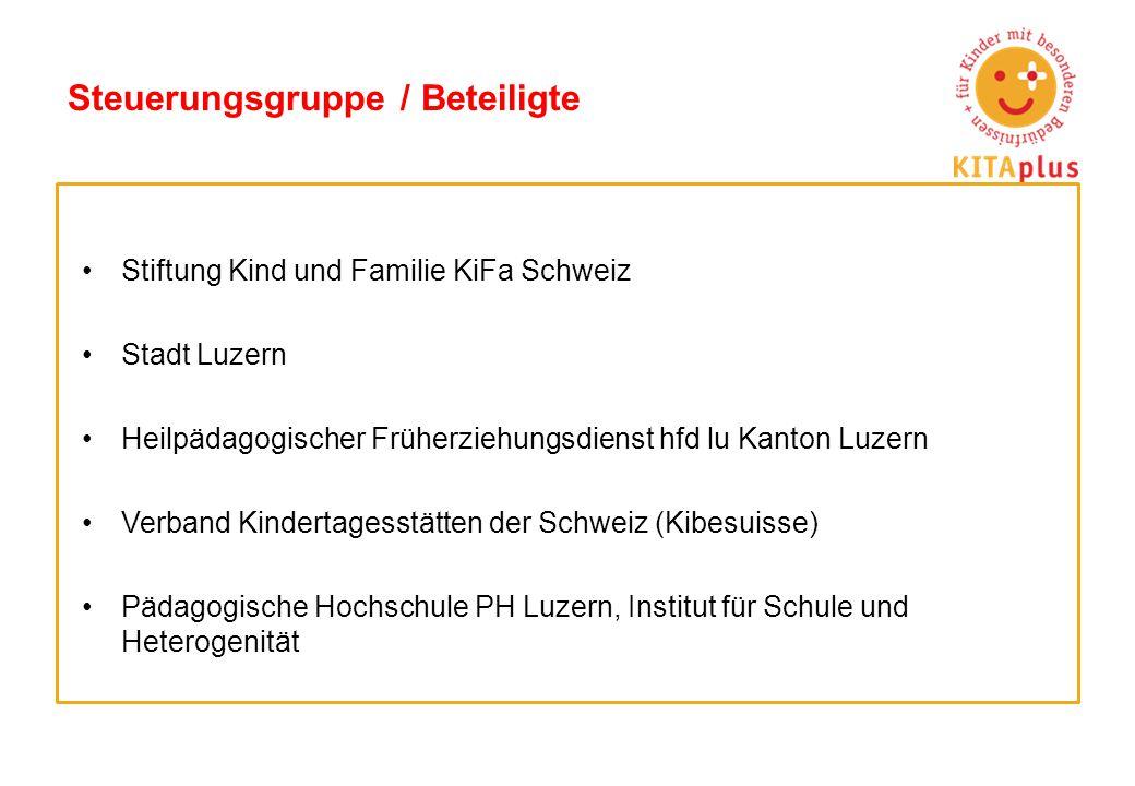 Finanzierung 2014 - 2016 Gemeinden / Eltern Sockelfinanzierung (bspw.