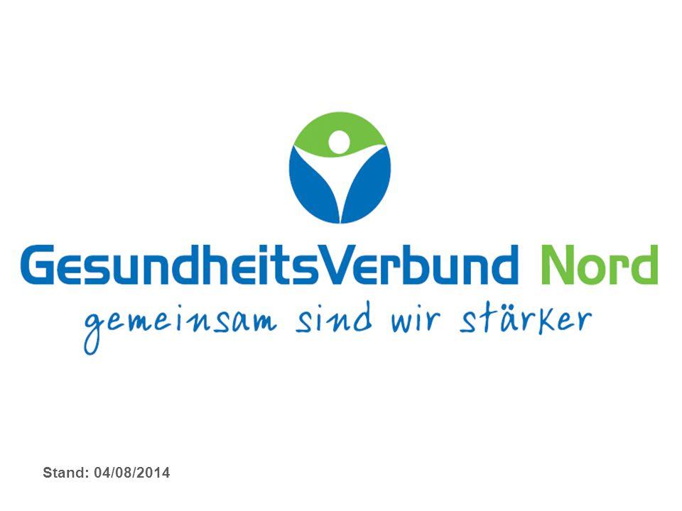 Grafik H 3,99 * B 5,38 Förderer Ziele Finanzierung GVN Projekte Partner 1 Stand: 04/08/2014