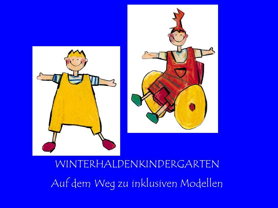 Winter-Winter- haldenkindergartenhaldenkindergarten Schulkindergarten für Körperbehinderte, Sindelfingen + altersgemischte Außengruppe der Kita Sommerhofen/Stadt Sindelfingen