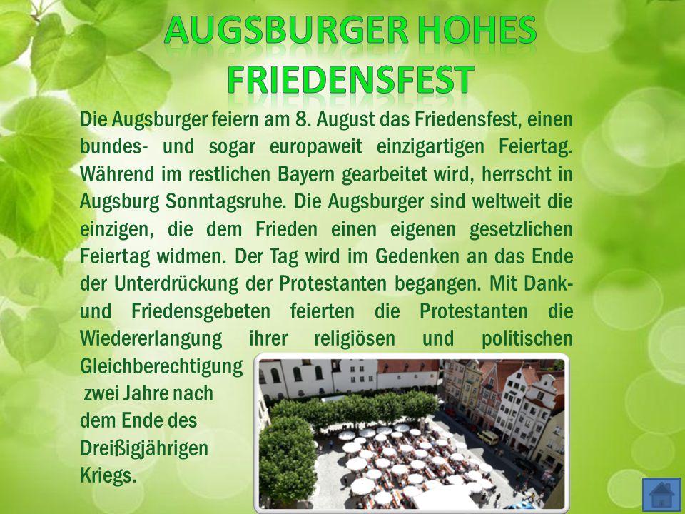 Augsburg Frieden