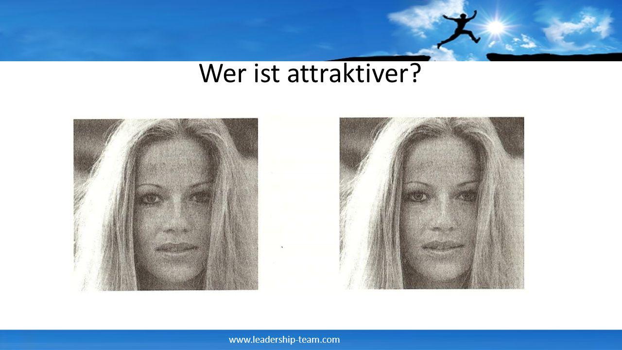 www.leadership-team.com Wer ist attraktiver?