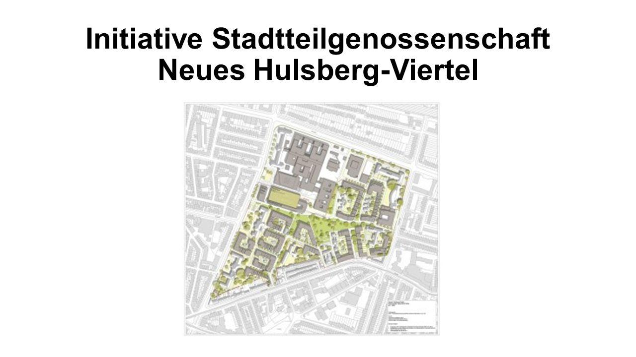 Dachgenossenschaften Bauen und Leben eG, Bremen Schanze eG, Hamburg