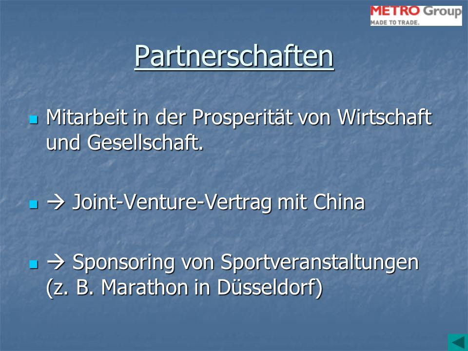 Partnerschaften Mitarbeit in der Prosperität von Wirtschaft und Gesellschaft. Mitarbeit in der Prosperität von Wirtschaft und Gesellschaft.  Joint-Ve